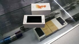With Receipt Great cond. Apple iPhone 6S 16GB ROSE GOLD Vodafone / Lebara
