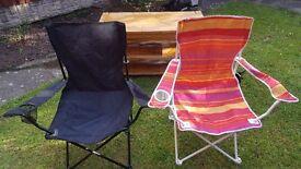 Chairs fishing camping garden chair