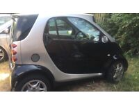 Smart City-Coupe for sale only £650