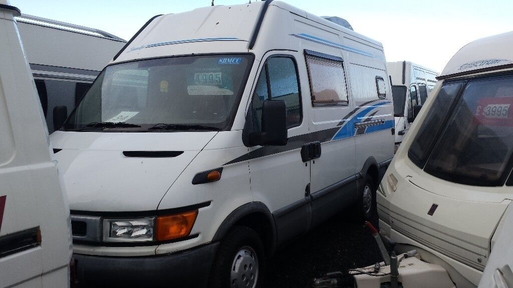 34 2000 IVECO DAILY S2000 LWB HIGH ROOF CAMPER VAN MOTORHOME CONVERSION