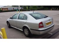 Skoda Octavia, MOT next January, needs attention hence price