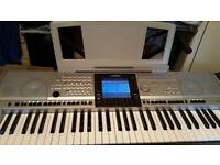 Yamaha PSR-3000 Professional auto-accompaniment keyboard