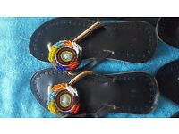 African Massai sandals For Sale!!! Amazing Quality and affordable prices!!
