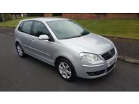 2008 MINT POLO 60 1 FULL YEAR MOT FOR SALE