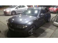 BMW 120D **M SPORT SAT NAT LEATHER INTERIOR **