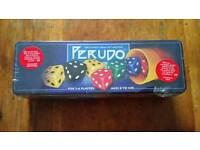 Perudo classic game of liar dice