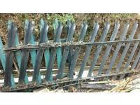Metal Security Fences