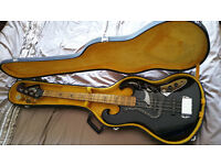 Ibanez Black eagle bass guitar Electric