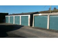 Garages to Rent - EVERCREECH SOMERSET - £14.88 a week. ** AVAILABLE NOW **
