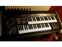Technics pcm c300 organ keyboard spares repairs