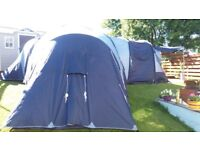 Vango Diablo 600 Tent & Accessories