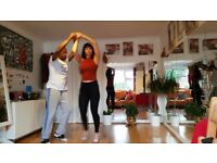 KIZOMBA & SALSA Classes, in East London, With R.Santo