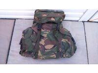 Army 30ltr patrol pack/bergen/rucksack