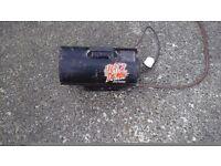 Propane gas space heater
