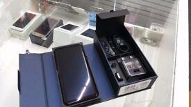 £130 OFF! With Receipt BAND NEW BOXED Unlocked Samsung Galaxy S8+ PLUS 64GB BLACK SAMSUNG Warranty