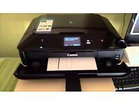 Canon printer inkjet 6350 scanner copier wireless too