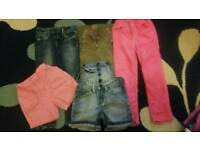 Girls clothes bundle 4, 4-5