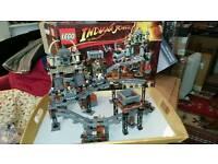 Lego Indiana Jones Temple of Doom 7199