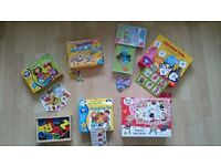 Toy bundle ideal for toddler - 7 games