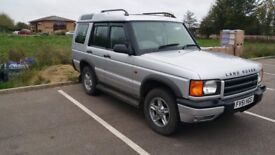 Land Rover Discovery 2 td5 2002