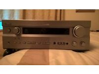 Yamaha DSP-AX640SE Amplifier and 4 Eltax discovery 90w speakers