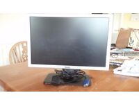 Dell 19 inch LCD monitor