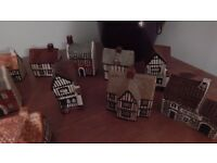Selection of Mudlen End pottery cottages