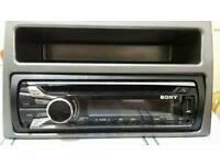 TV Sony 40 inch and radio cd car Sony