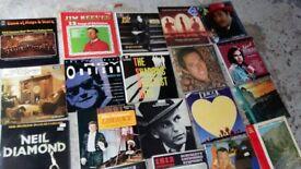 Vinyl lps valuable collectors items- Welsh choirs Musicals Jazz, classics, legends Job lot £125 ono
