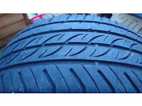 Tyre for sale 215 45 17