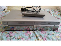 PANASONIC VCR AND DVD COMBI ONLY £50