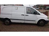 Mercedes Vito, A/C, low mileage £2295