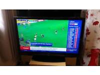 "Hitachi 42"" Led Full HD 1080p, Freeview HD, MUST GONE TODAY!!!"