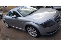 Audi TT Excellent Condition, Full Service History, 93,585 miles