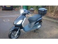 Piaggio FLY125 just serviced