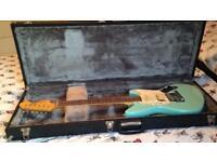 Fender kurt cobain jagstang 1996 (sell/px)