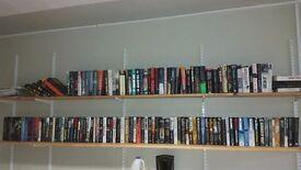 Large collection of hardback books