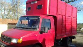 LDV 3.5 ton horse lorry