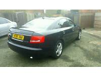 Audi a6 2007 2.0 tdi 6 speed mint as new no 320d 530d 520d 525d passat a3 a4 e class
