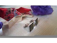 Shanghai Tang Designer Cufflinks Cuff Links - NEW