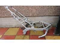 Honda CBR600 F3 Frame (and swingarm)