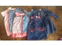 Girls clothes age 18-24 months - 38 items