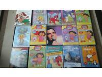 29 Children's DVDs