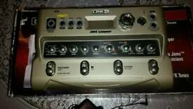 Line 6 JM4 looper and effects station