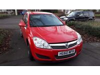 Vauxhall Astra Nov 22,600 Miles vgc (been in storage 3 years)