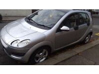 Smart four for passion 06 plate A/c low miles
