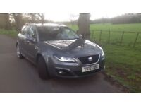 SEAT EXEO ST. 2.0 TDi high spec 170bhp facelift version, great condition, lovely car.