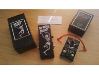 Stone Deaf PDF-2 parametric distortion filter & EP-1 wah/phaser expression pedal (brand new/boxed)