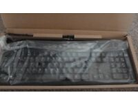NEW HP Keyboard Black