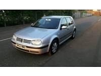 Volkswagen Golf 1.6 6 months mot very economical cheap insurance great for a learner